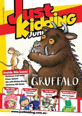 Just Kidding Junior Magazine   from AU$19.95