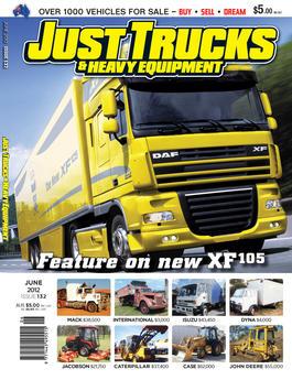 Just Trucks & Heavy Equipment Magazine   from AU$60.00