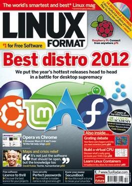 Linux Format (uk) Magazine   from AU$190.38