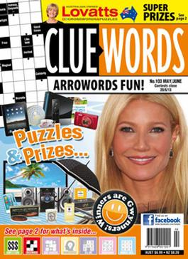 Lovatts Cluewords Magazine   from AU$40.00
