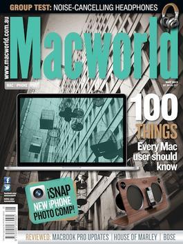 Macworld Australia Magazine   from AU$79.00