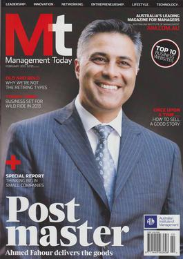 Management Today Magazine   from AU$75.00