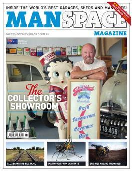 Manspace Magazine   from AU$29.95