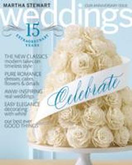 Martha Stewart Weddings (usa) Magazine   from AU$114.51