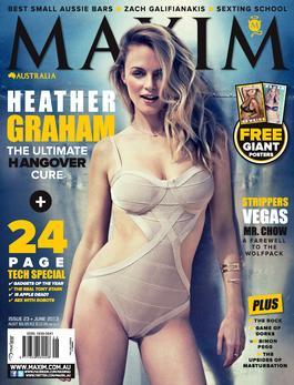 Maxim Australia Magazine   from AU$74.95