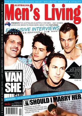 Men`s Living Magazine   from AU$39.00