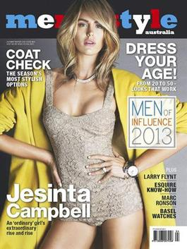 Men`s Style Magazine   from AU$54.95