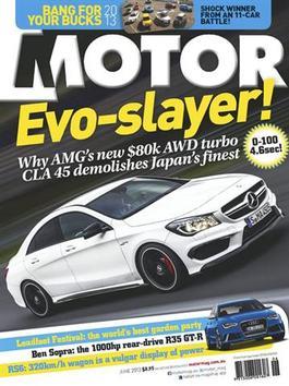 Motor Magazine   from AU$84.95