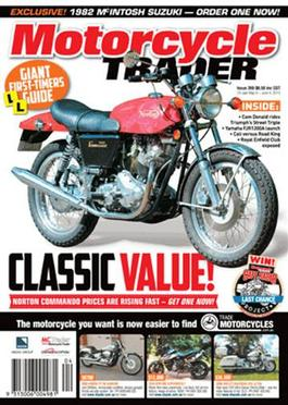 Motorcycle Trader Magazine   from AU$64.95