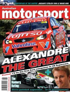 Motorsport News Magazine   from AU$85.00