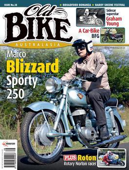 Old Bike Australasia Magazine   from AU$52.00