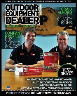 Outdoor Equipment Dealer Magazine   from AU$44.00