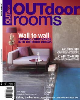 Outdoor Rooms Magazine   from AU$49.00