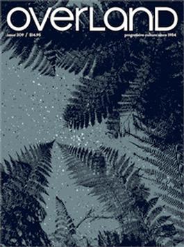 Overland Magazine   from AU$66.00