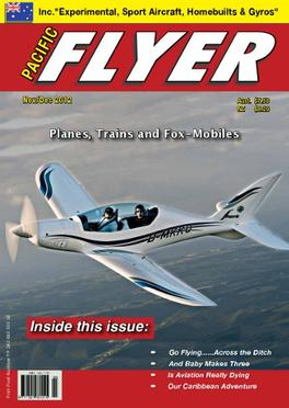 Pacific Flyer Magazine   from AU$75.00