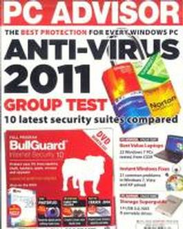 Pc Advisor Dvd (uk) Magazine   from AU$431.00