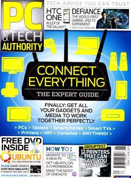 Pc & Tech Authority Magazine   from AU$74.95