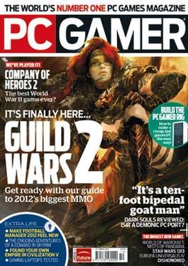 Pc Gamer (uk) Magazine   from AU$168.28