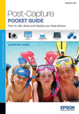 Post Capture Pocket Guide Magazine   from AU$19.95