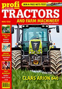 Profi Tractors And Farm Machinery Magazine   from AU$129.00