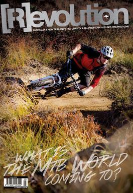 Revolution Mountain Bike Magazine   from AU$37.50