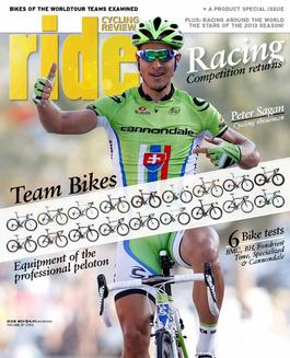Ride Cycling Review Magazine   from AU$62.90