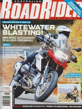 Road Rider Magazine   from AU$74.95
