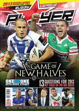 Rugby League Player Magazine   from AU$40.80