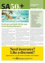 Sa50s+ Magazine   from AU$24.95