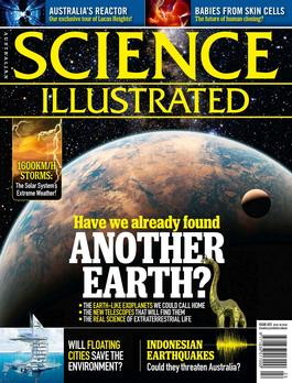 Science Illustrated Magazine   from AU$44.95
