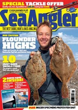 Sea Angler (uk) Magazine   from AU$102.00