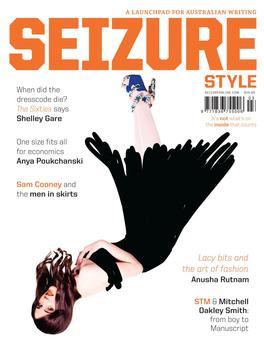 Seizure Magazine   from AU$30.80