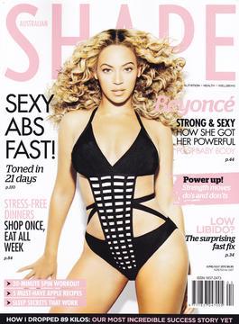 Shape Magazine   from AU$29.00