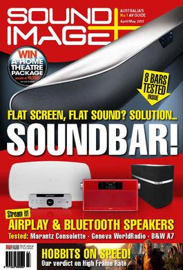 Sound And Image Magazine   from AU$65.00