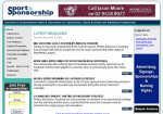 Sponsorship News Australia Magazine   from AU$605.00