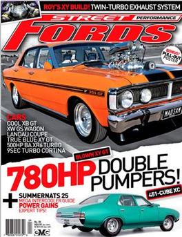 Street Fords Performance Magazine   from AU$91.00