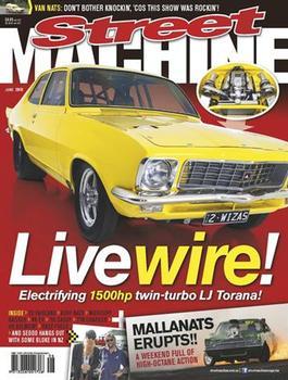 Street Machine Magazine   from AU$84.95