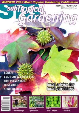 Subtropical Gardening Magazine   from AU$35.80