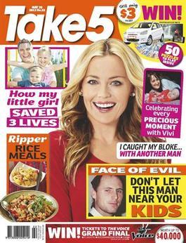 Take 5 Magazine   from AU$150.00