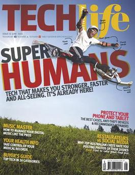 Techlife Magazine   from AU$84.95