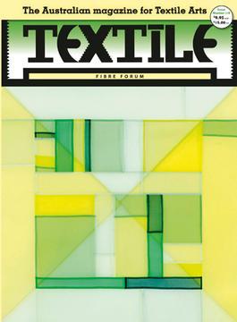 Textile Fibre Forum Magazine   from AU$35.00