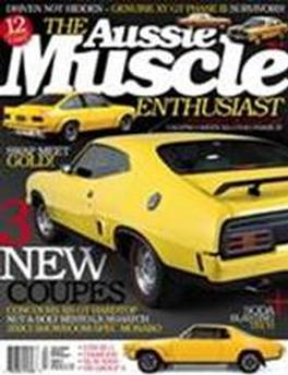 The Aussie Muscle Enthusiast Magazine   from AU$91.00