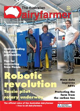 The Australian Dairy Farmer Magazine   from AU$30.40