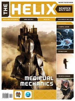 The Helix Magazine   from AU$33.00