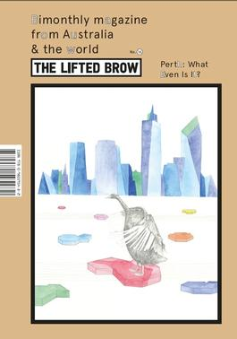 The Lifted Brow Magazine   from AU$49.08
