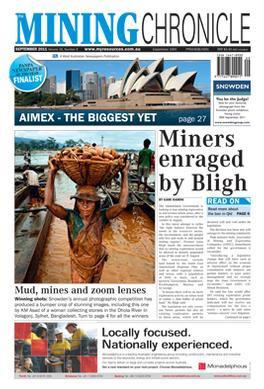 The Mining Chronicle Magazine   from AU$88.00