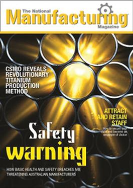 The National Manufacturing Magazine   from AU$42.90