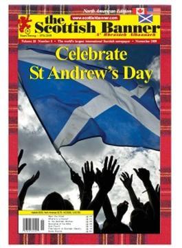 The Scottish Banner Magazine   from AU$42.00