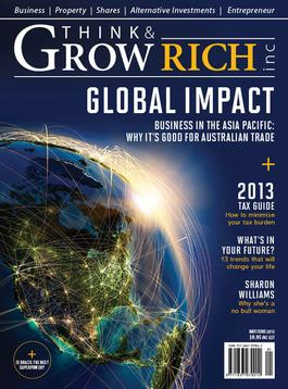 Think & Grow Rich Inc. Magazine   from AU$49.95