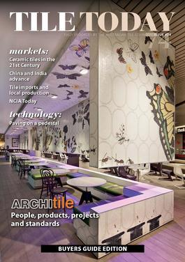 Tile Today Magazine   from AU$50.00